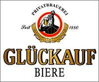 GLÜCKAUF-Biere
